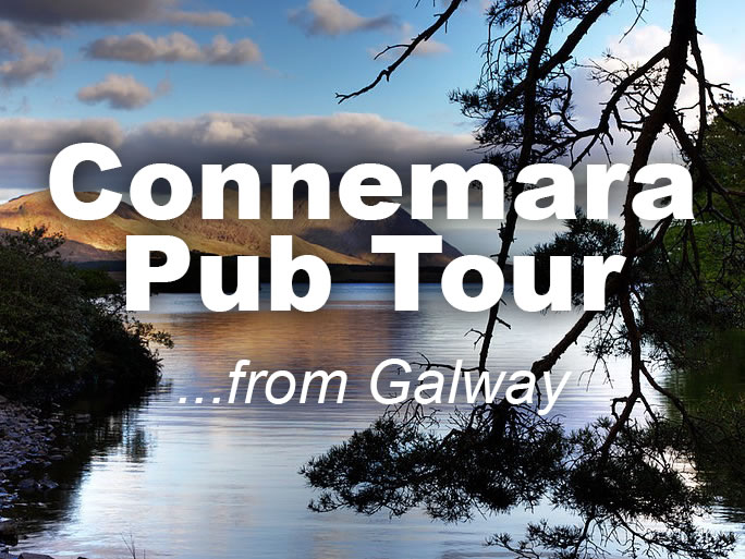 Connemara Pub Tours is a tour operator offering pub, bar and restaurant tours in Connemara, Galway, Ireland for locals, tourists, hen and stag parties and corporate groups.  Connemara, Tours, Pubs, Irish Pub, Guinness, Irish Coffee, Irish Whiskey, Failte Ireland, Wild Atlantic Way, Aran Islands, Inis OIrr, Inishere, Gaelic, Stag Party, Hen Party, Stags, Hens, Birthday Party, Team Building, Corporate, Conference, Sports and Social, Staff Day Out, Galway, Private Tours, Clfden, Westport, Ballinahinch Castle, Oughterard, Maam Valley, Maam Cross, Twelve Bens, Leenane, Traditional Music, Gaeilge, Irish language, Aer Arann